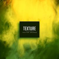 pintado a mano verde acuarela grunge textura de fondo
