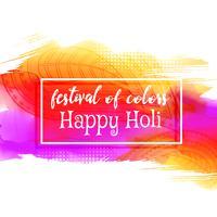 kreativ glad holi festival bakgrund