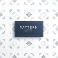 geometrische lijnen patroon vector achtergrond