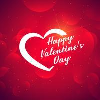 arrière-plan créatif Saint Valentin