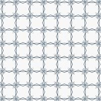 padrão de linha moderna em fundo de forma quadrada