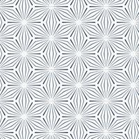 Muster mit abstrakten Linien gemacht