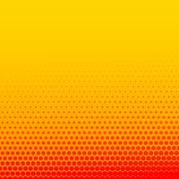 ljus orange orange komisk stil halvton bakgrund