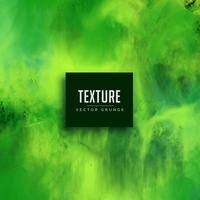 green watercolor texture effect background