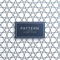 abstracte bochtige lijnen patroon achtergrondontwerp
