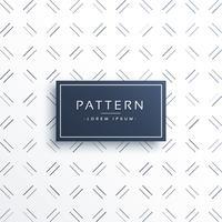 minimale lijnen vector patroon achtergrond