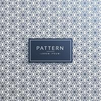 gedetailleerde abstracte bloem patroon achtergrond