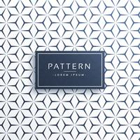 fond de motif géométrique minimal propre