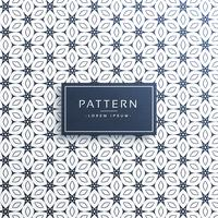 elegant decorative vector pattern background