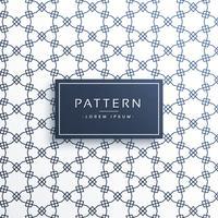línea abstracta geométrica patrón vector