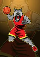 varg basketball maskot