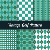 Golf Pattern Collection
