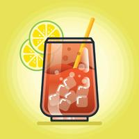 Michelada Illustratie
