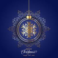 Eleganter Weihnachtshintergrund