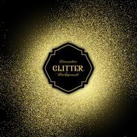 Glitter background  vector