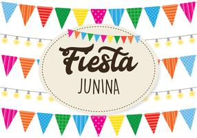 Festa Junina Background