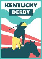 cartolina di derby kentucky