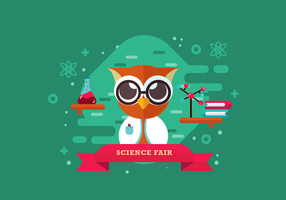Science Fair Vector