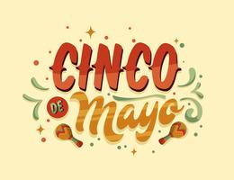 Cinco De Mayo Vector