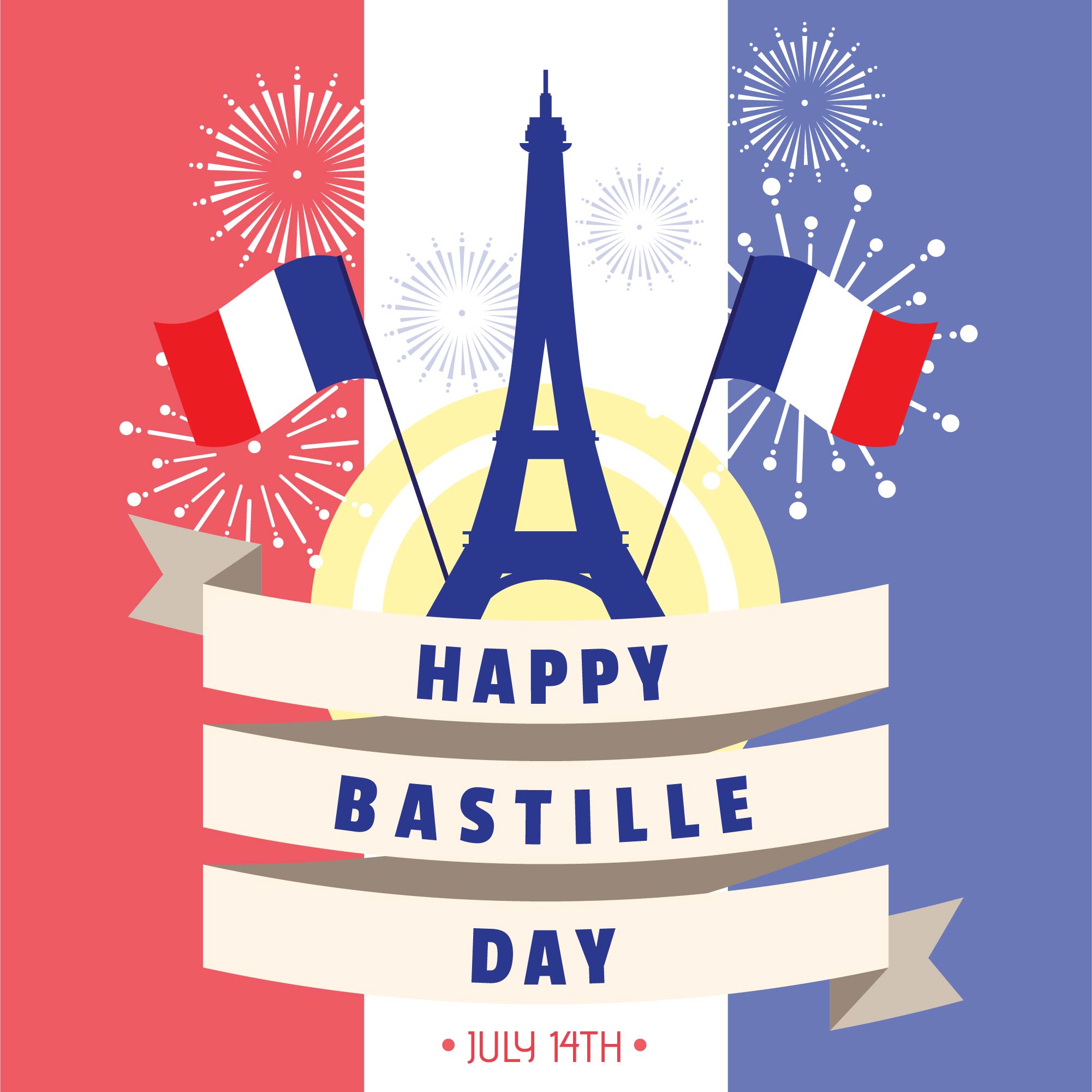 Frankrikes Nationaldag Ladda Ner Gratis Vektorgrafik Arkivgrafik Och Bilder