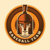 Honkbal mascotte