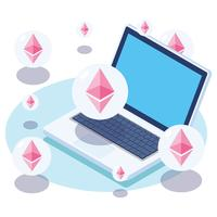 Ethereum Network Illustration