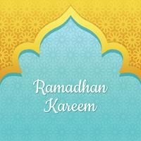 Fond de Ramadhan Kareem