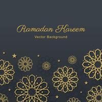 Fundo de Ramadhan Kareem