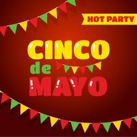 Banner de Cinco De Mayo