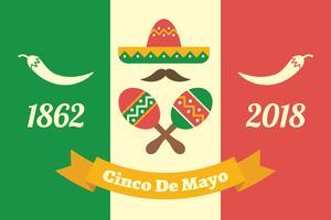 Antecedentes del Cinco de Mayo