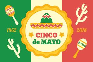 Cinco de Mayo Background