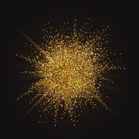 Glitter burst-achtergrond