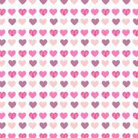 Hjärtan mönster bakgrund