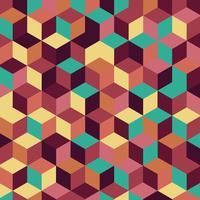 Retro mönster bakgrund