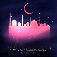 Decorative Ramadan background