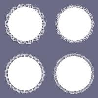 Lace style backgrounds