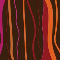 Abstract retro stripes background