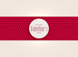 elegant valentine's day background design
