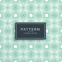 moderna geometriska mönster vektor grön bakgrund