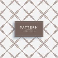 línea mínima patrón decoración vector de fondo