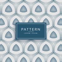 Elegante diseño de patrón moderno hecho con líneas.