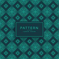 abstract pattern design in rhombus shape vector