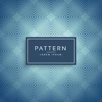 Fondo de diseño elegante patrón azul