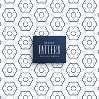 abstracte creatieve geometrische patroon achtergrond