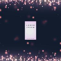Hintergrund mit glänzendem lila Glitzer