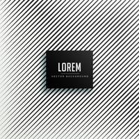 Vektor diagonale Linien Muster Hintergrund