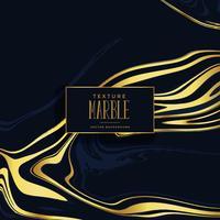 Premium svart och guld marmor textur bakgrund