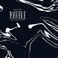 flytande marmortextur i svartvitt färg