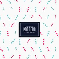creative dots pattern vector background