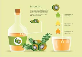Palmolie fruit vector pack
